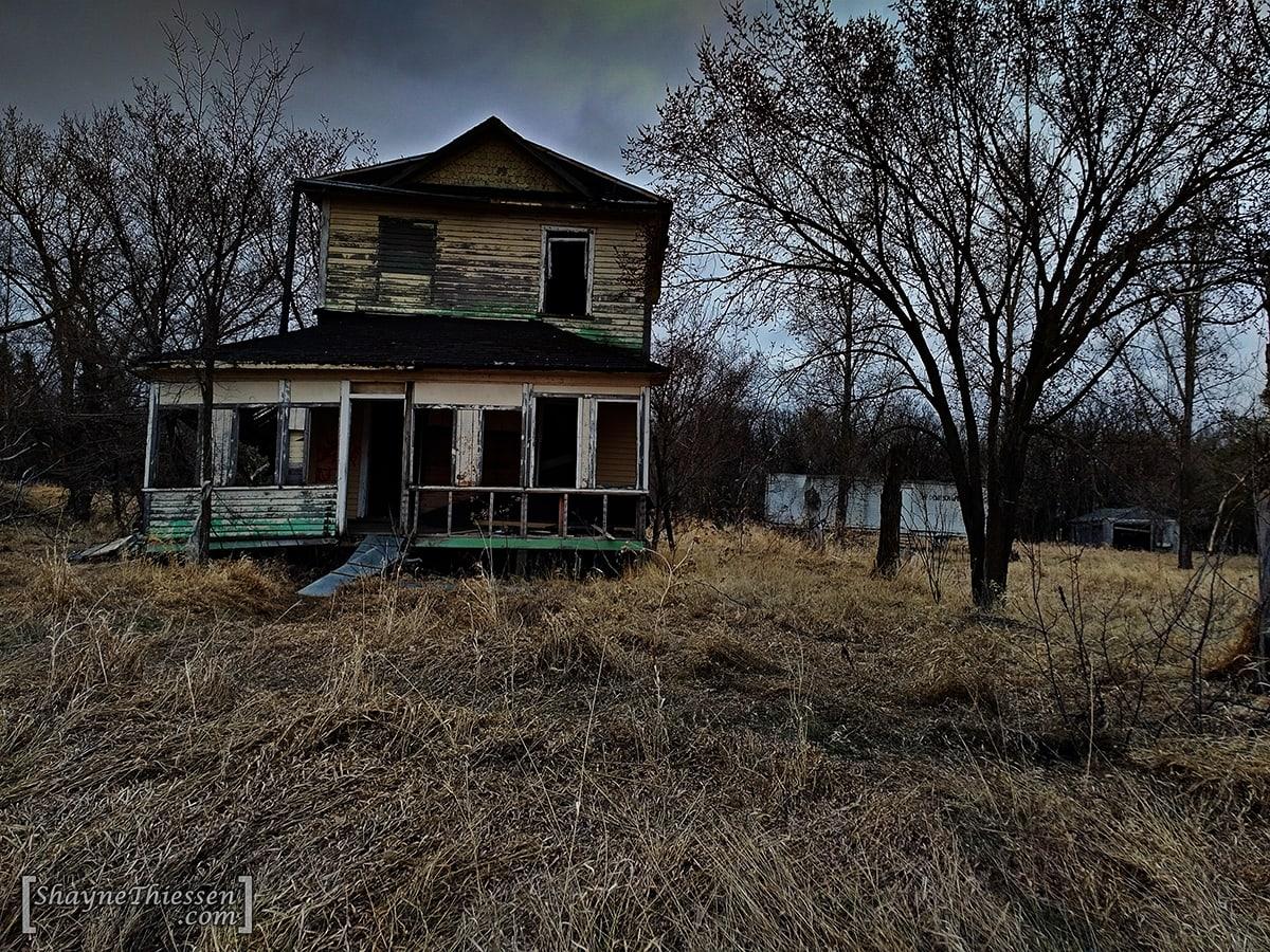 Ste Elizabeth Ghost Town