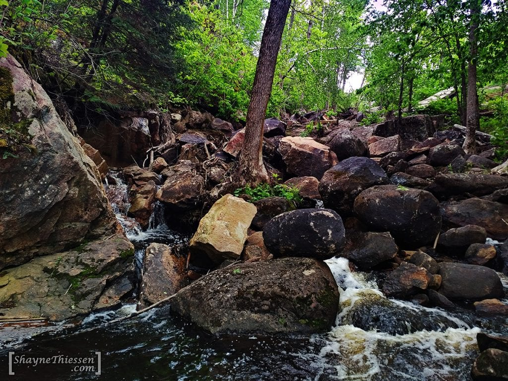McGillivray Falls Hiking Trail